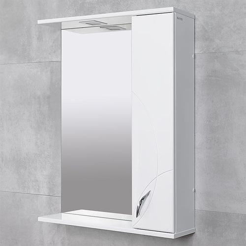 cumpără Dulap-oglindă Premium alb 650 R în Chișinău