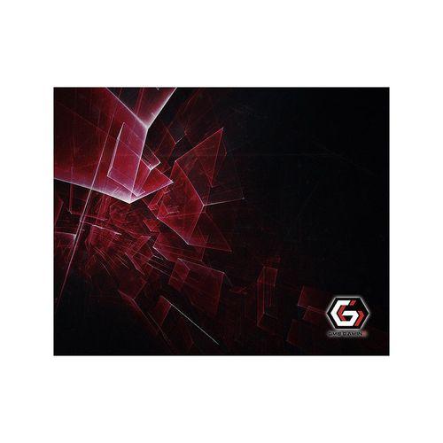купить Gembird MP-GAMEPRO-L, Gaming Mouse pad , Dimensions: 400 x 450 x 3 mm, Material: natural rubber foam + fabric, Black в Кишинёве