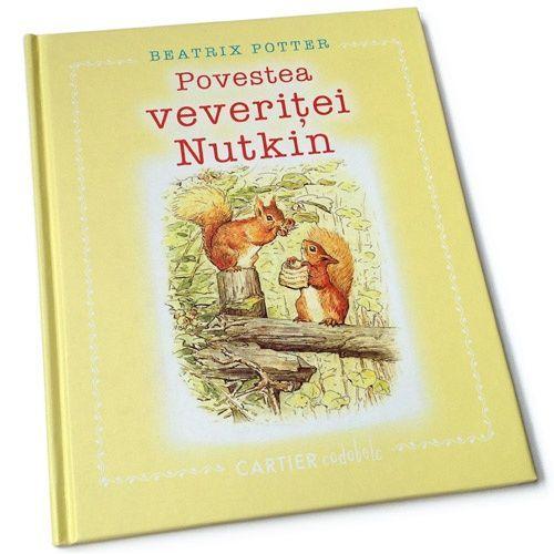 купить Povestea veveriței Nutkin - Beatrix Potter в Кишинёве