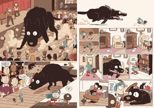 купить Хильда и черный пес в Кишинёве