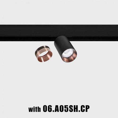 купить Светильник прожекторного типа IN_LINE TUB M 06.0591.14.940.BK в Кишинёве