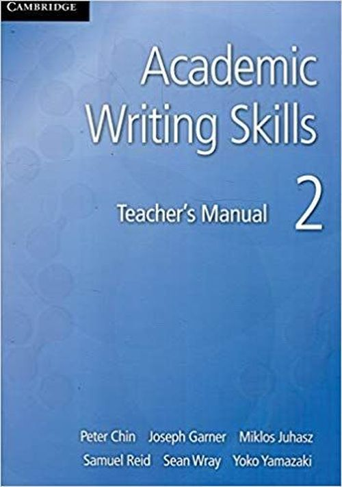 купить Academic Writing Skills 2 Teacher's Manual в Кишинёве