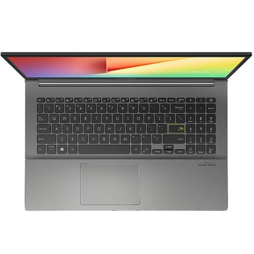 "купить Ноутбук 15.6"" ASUS VivoBook S533EA Indie Black, Intel i7-1165G7 2.8-4.7Ghz/16GB DDR4/SSD 512GB/Intel Iris Xe Graphics/WiFi 6 802.11ax/BT5.0/USB Type C/HDMI/HD WebCam/Illuminated Keyboard/15.6"" FHD IPS LED-backlit NanoEdge Anti-glare (1920x1080)/No OS S533EA-BN114 в Кишинёве"