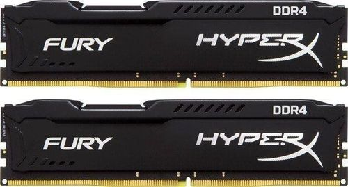 купить 16GB  (Kit of 2*8GB) DDR4-3000 HyperX® FURY DDR4, PC24000, CL15, 1.2V, Auto-overclocking, Asymmetric BLACK heat spreader, Intel XMP Ready (Extreme Memory Profiles) в Кишинёве
