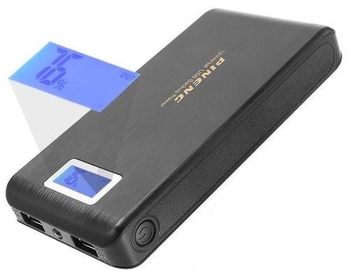 cumpără Acumulatoare externe USB Pineng PN-929 Black, 15000 mAh în Chișinău