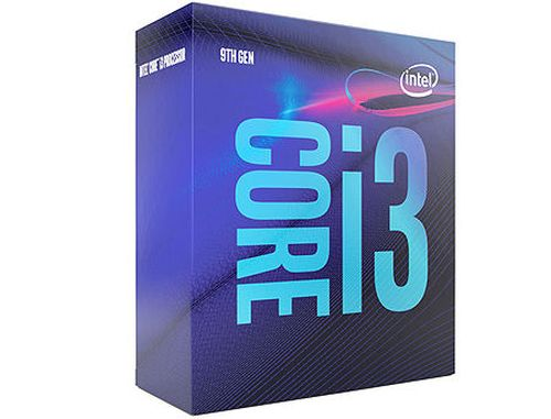 купить CPU Intel Core i3-9100 3.6-4.2GHz Quad Core, (LGA1151, 3.6-4.2GHz, 6MB, Intel UHD Graphics 630) BOX with Cooler, BX80684I39100 (procesor/процессор) в Кишинёве