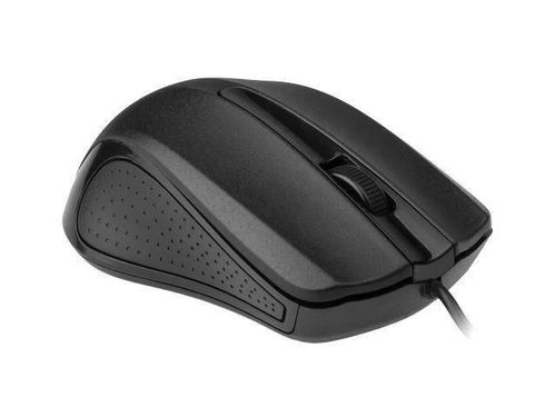 купить Gembird MUS-101, Optical Mouse, 1200dpi, USB, Black в Кишинёве