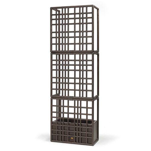купить Модульная система ограждений Nardi SIPARIO 3 TERRA 40395.44.000 (Модульные ограждения с самополивающимся кашпо для сада / террасы / бара) в Кишинёве
