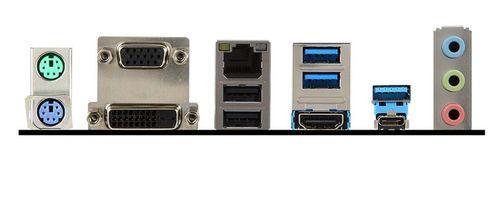 купить MSI B250M PRO-VDH, Socket 1151, Intel® B250, Dual 4xDDR4-2400, 1xPCIe X16, CPU Intel graphics, DVI, HDMI, 6xSATA3, 1xM.2 slot, 2xPCIe X1, ALC887 7.1ch HDA, GigabitLAN, 6xUSB3.1, Military Class 5, mATX в Кишинёве