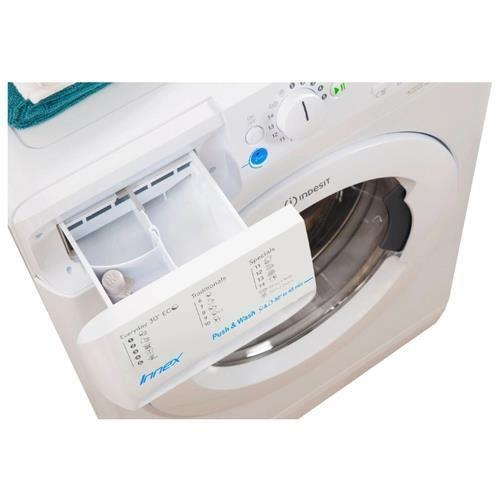 cumpără Mașină de spălat frontală Indesit BWSA61052W în Chișinău