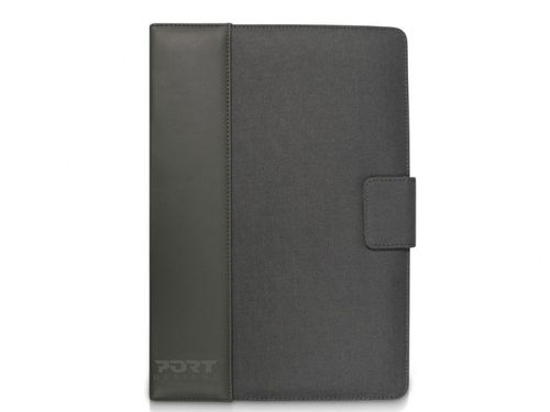 "cumpără 7"" - Tablet Case - PORT ""PHOENIX IV Universal 7"" - Grey  / Inside size: 203 x 137 x 13.2 mm - Double Elastic System for better Compatibility, Adjustable Video Position, Magnetic Flap, Fabric: PU Leather - P 600  /Floss Lining în Chișinău"