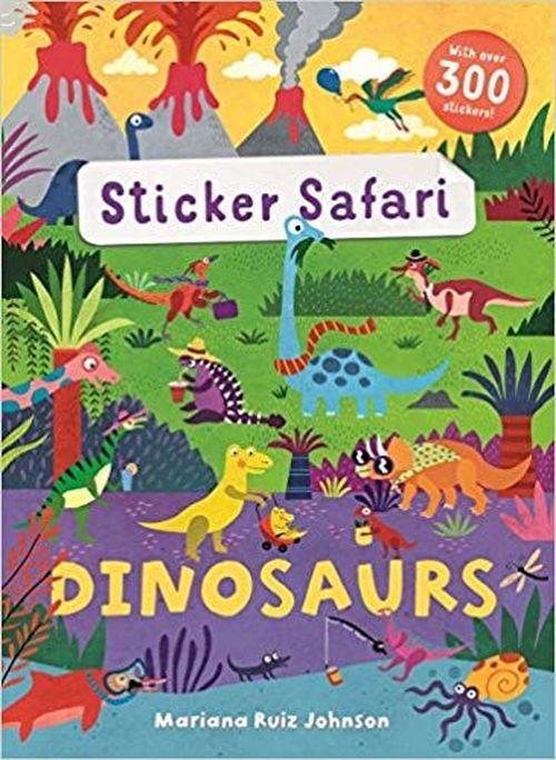 купить Наклейка Сафари: Динозавры в Кишинёве