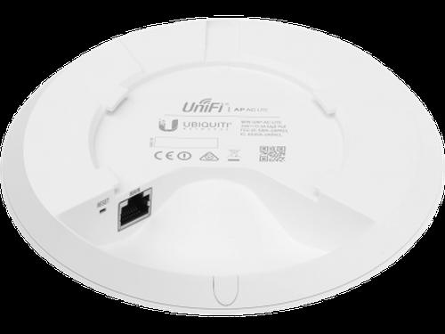 купить Ubiquiti UniFi AC LITE, Indoor Access Point 2.4/5GHz, 802.11 b/g/n/ac,Int. Antennas Omni MIMO, 300/867 Mbps, Managed/Unmanaged, Wireless Security: WEP, WPA-PSK, WPA-TKIP, WPA2 AES, 802.11i, PoE, VLAN, Range 122m, UAP-AC-LITE в Кишинёве