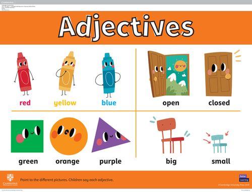 купить Cambridge Little Steps 1 Classroom Activity Posters Постеры в Кишинёве