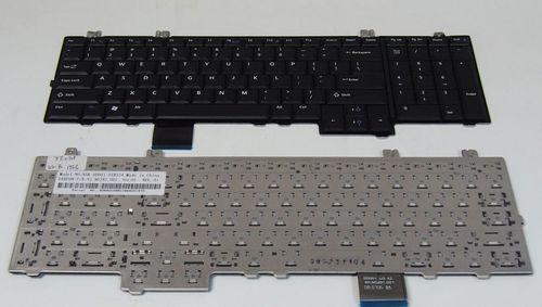 cumpără Keyboard Dell Studio 1735 1736 173 ENG. Black în Chișinău