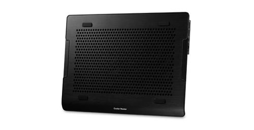 "купить CoolerMaster NotePal A200 Black (R9-NBC-A2HK-GP), Notebook Cooling Pad up to 15.6"", Aluminum Plate, 2 fans - 140x140x15mm, 700-1200rpm, 20-28dBA, 92CFM, Fan speed control, 2xUSB2.0, Black в Кишинёве"