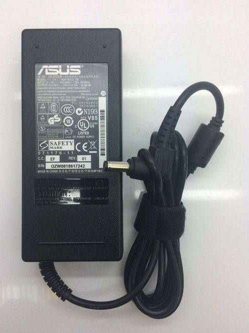 купить AC Adapter Charger For Asus 19V-4.74A (90W) Round DC Jack 5.5*2.5mm Original в Кишинёве