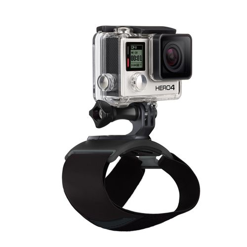 купить GoPro Hand + Wrist Strap - strap your GoPro to your hand or wrist to capture ultra immersive point-of-view footage, one-of-a-kind selfies and more, compatible with all GoPro cameras. в Кишинёве