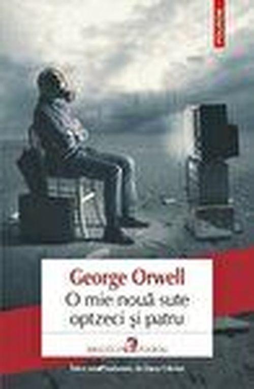 купить O mie nouă sute optzeci și patru - George Orwell в Кишинёве