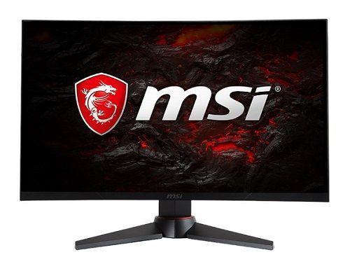 "купить 23.6"" MSI VA LED Optix MAG24C Curved Borderless Black (1ms, 3000:1, 250cd,1920x1080, 144Hz, sRGB 110%, Pivot, DVI, HDMI, DisplayPort, 3xUSB2.0 Hub,VESA ) в Кишинёве"