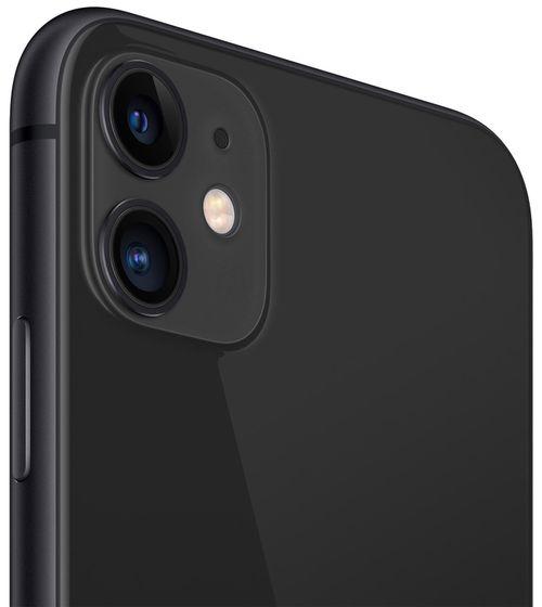 cumpără Smartphone Apple iPhone 11 128Gb Black (MWM02\MHDH3) în Chișinău