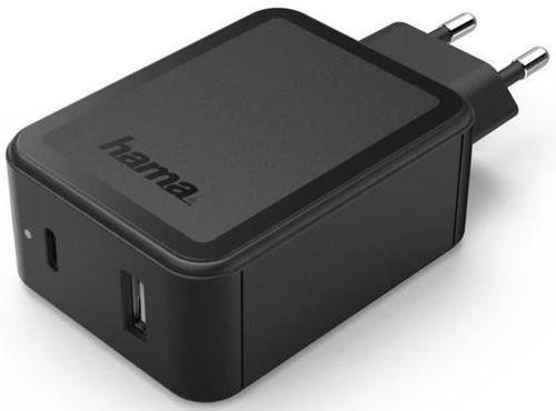 cumpără Încărcător cu fir Hama 183321 Power Delivery USB-C Qualcomm 42W în Chișinău