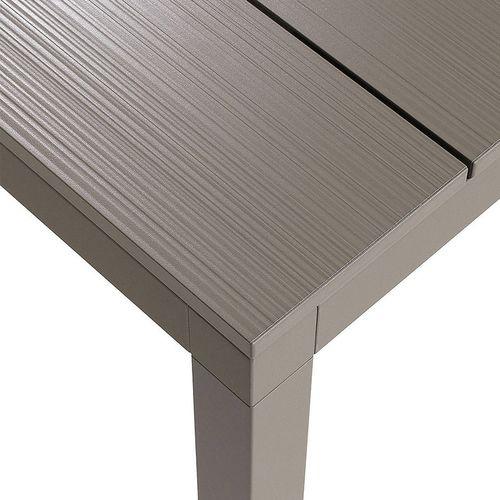 купить Стол металлический раздвижной Nardi RIO ALU 210 EXTENSIBLE vern. tortora vern. tortora 48859.10.000 (Стол металлический раздвижной для сада и террасы) в Кишинёве