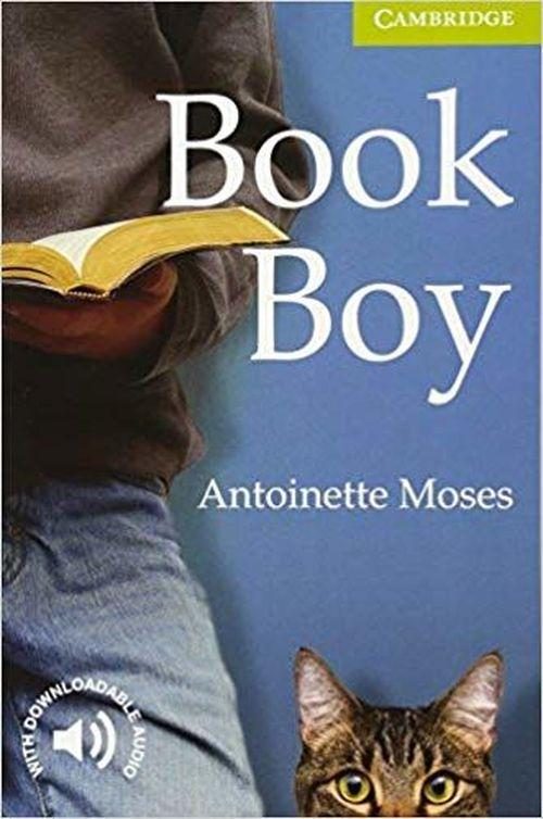 """cumpără """"Book Boy"""" Antoinette Moses (Starter/Beginner) în Chișinău"""