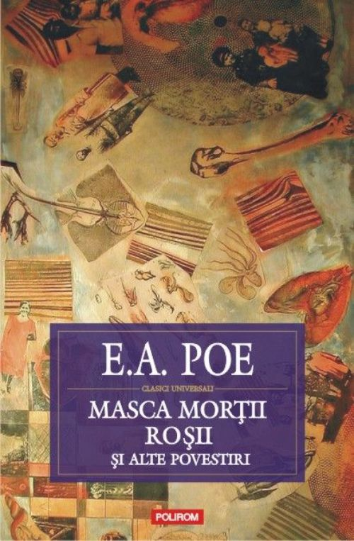купить Masca Morții Roșii: schițe, nuvele, povestiri (1831-1842) в Кишинёве
