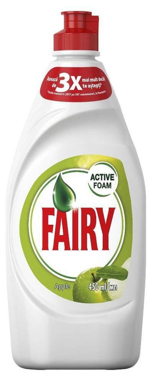 cumpără Detergent veselă Fairy 2511/4545 APPLE 800ML în Chișinău
