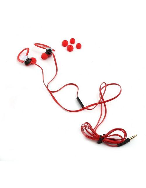 cumpără Platinet PM1070R In-ear  earphones + mic sport + armband, red (42930) în Chișinău