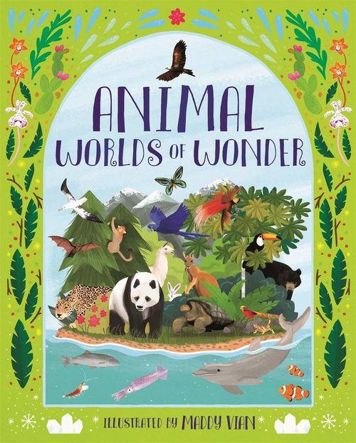 купить Animal Worlds of Wonder в Кишинёве