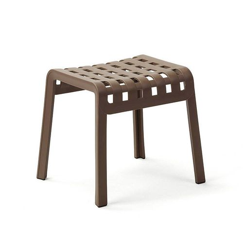 купить Табурет подставка для ног Nardi POGGIO TABACCO 40044.53.000 (Табурет подставка для ног для сада лежака террасы балкон) в Кишинёве
