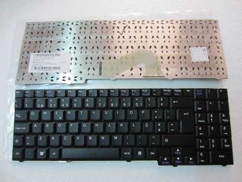 купить Keyboard PackardBell EasyNote MH35 MH36 MH45 MH88 HERA C HERA G ENG/RU Black в Кишинёве