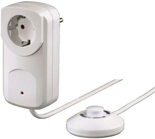 cumpără Filtru electric Hama 108855 Socket Adapter with Foot Switch în Chișinău