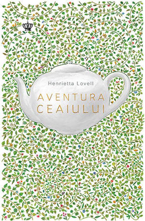 купить Aventura ceaiului - Henrietta Lovell в Кишинёве