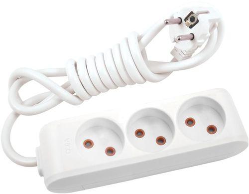 cumpără Prelungitor electric Viko 112303 Multi-Let 3 гнезда б/з 3м (16A) în Chișinău