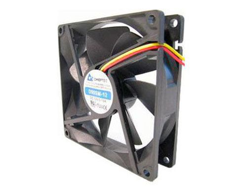купить AF-0925S 90x25 mm fan Chieftec with 3/4 pin connector for MB в Кишинёве