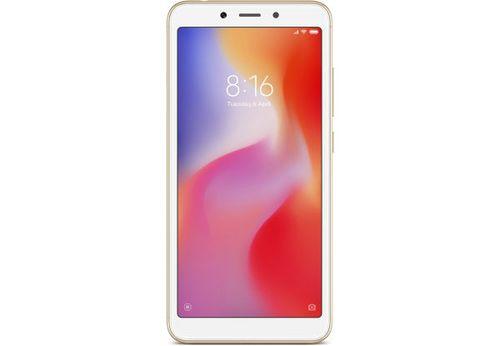 купить Xiaomi Redmi 6A Dual Sim 16GB, Gold в Кишинёве