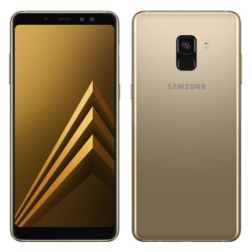 купить Смартфон Samsung A530F/DS Galaxy A8 4GB/32GB Gold в Кишинёве
