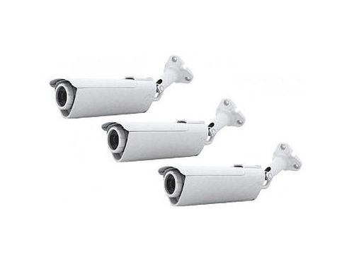 купить Ubiquiti AirCam Performance IP Camera 3 pack, Wall / Ceiling Mount, 30 FPS, 1 MP/HDTV 720p, 4.0 mm / F1.5, PoE, Viewing angle 47/31/54, (3-pack), PoE (IP camera/сетевая камера IP) в Кишинёве