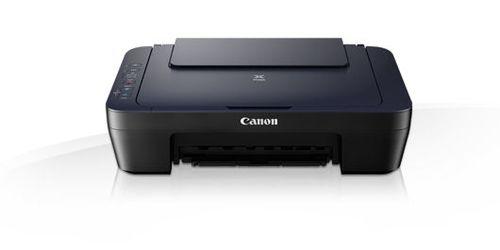 купить MFD Canon Pixma E464 Black, Colour Printer/Scanner/Copier/Wi-Fi, A4, Print 4800x600dpi_2pl,Scan 600x1200dpi,ESAT 8.0/4.0 ipm,64-275г/м2,Cassette: 100 sheets, USB 2.0, 2 x  Ink Cartridge PG-46, CL-56 (Optional PG-46XL, CL-56XL) в Кишинёве