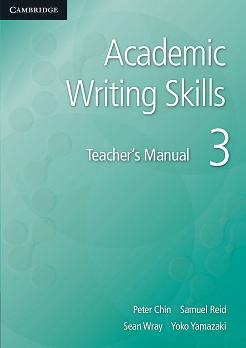 купить Academic Writing Skills 3 Teacher's Manual в Кишинёве