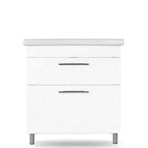 купить Primo  Шкаф белый с умывальником Natur 800 в Кишинёве