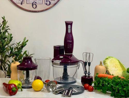 купить Кухонный комбайн MAGUS ® 6 in 1 Kitchen Set в Кишинёве
