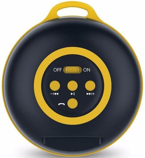 купить Колонка портативная Bluetooth Genius SP-906BT PLUS, R2, Black в Кишинёве