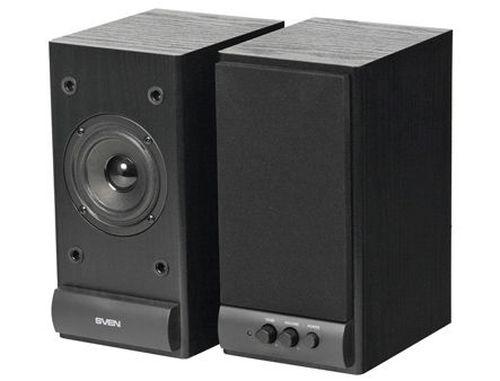 купить Active Speakers SVEN SPS-609 Black, RMS 10W, 2x5W, дерево/lemn (boxe sistem acustic/колонки акустическая сиситема) в Кишинёве