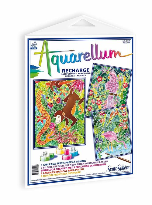"купить Recharge Aquarellum ""Amazones"" в Кишинёве"