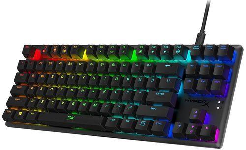 cumpără Tastatură HyperX HX-KB7BLX-RU, Alloy Origins Core RGB în Chișinău