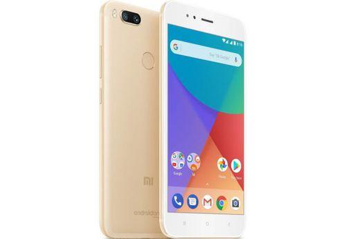 cumpără Xiaomi Mi A1 Dual Sim 32GB, Gold în Chișinău